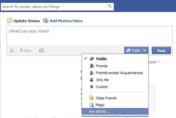facebook privacy policy myths